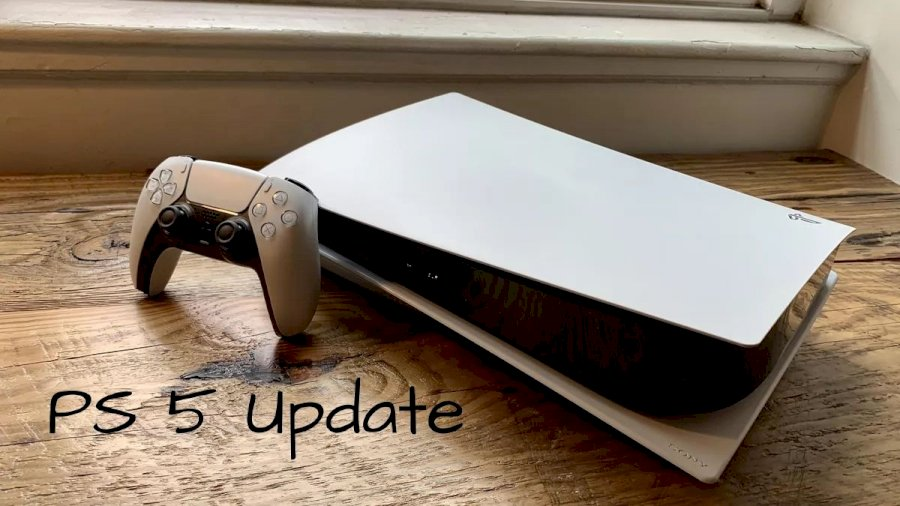 PS5 System Software